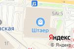 Схема проезда до компании Style mobile в Москве