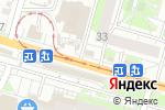 Схема проезда до компании Анастасия в Туле