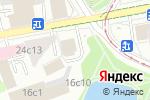 Схема проезда до компании Герма-Аудит в Москве