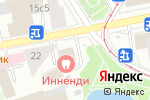 Схема проезда до компании 3D-Marketing в Москве