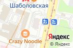 Схема проезда до компании Ревенис в Москве