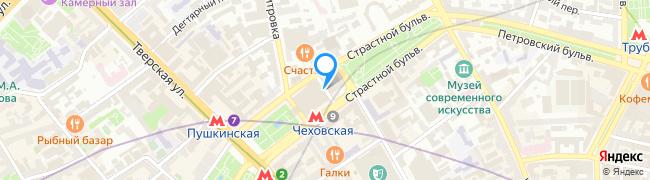 Малый Путинковский переулок