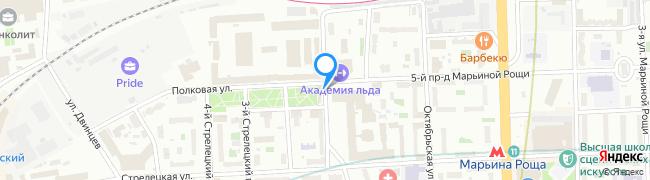 проезд Стрелецкий 1-й