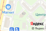 Схема проезда до компании Трейд Холдинг в Москве