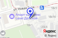 Схема проезда до компании  ФИЛИАЛ АВТОКОМБИНАТ № 32 в Москве