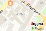 Схема проезда до компании РСХБ-Страхование в Москве