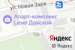 Схема проезда до компании Рокет Сервис в Москве