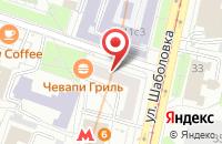 Схема проезда до компании Корпорация Космопорт в Москве
