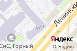 Схема проезда до компании НОИВ в Москве