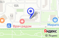 Схема проезда до компании АПТЕКА ЗЕМ ФАРМ в Москве