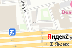 Схема проезда до компании Smoke Town в Москве