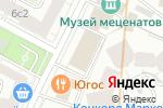 Схема проезда до компании Федерация Кёкусин-кан каратэ-до России в Москве