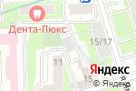 Схема проезда до компании НеликвидМаркет в Москве