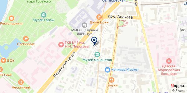 ОПТОВО-ТОРГОВАЯ КОМПАНИЯ АСТАЛЕКС на карте Москве