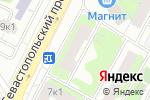 Схема проезда до компании Тотал Дизель в Москве