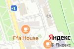 Схема проезда до компании Кинд интер слух в Москве