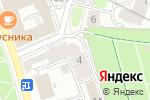 Схема проезда до компании Pieok в Москве