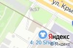 Схема проезда до компании Пожарная часть №113 в Москве