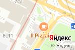 Схема проезда до компании Ebony and co в Москве