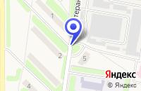 Схема проезда до компании ПАНСИОНАТ КЛЯЗЬМА в Троицке