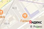 Схема проезда до компании Norka Vape в Москве