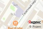 Схема проезда до компании Компания по аренде фотобудок в Москве