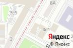 Схема проезда до компании КБ ЕВРОКОММЕРЦ в Москве