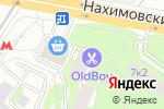 Схема проезда до компании Доброта.ru в Москве