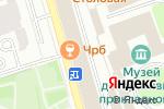 Схема проезда до компании Hermitage plaza в Москве