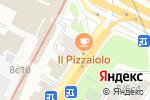 Схема проезда до компании Помощь и созидание в Москве