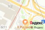 Схема проезда до компании Часовня Николая Можайского на Знаменке в Москве