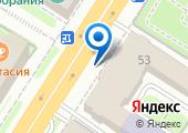 Управление МВД России по г. Туле на карте