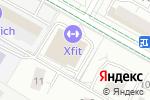 Схема проезда до компании Орбита в Москве