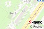 Схема проезда до компании Центр восточной корейской медицины в Москве