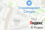 Схема проезда до компании АВТОКРАНОВЫЕ ЗАПЧАСТИ в Москве