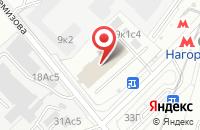 Схема проезда до компании Системы автоматизации в Москве
