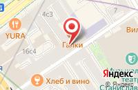 Схема проезда до компании Перфект-Торг в Москве