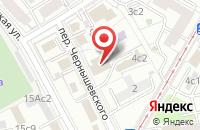 Схема проезда до компании Партнеры Ювелиров Урала в Москве