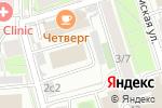 Схема проезда до компании Технологическое Оборудование и Сервис в Москве
