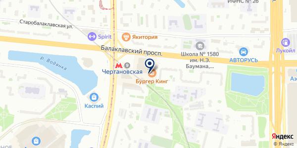 Магазин игрушек на карте Москве