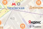 Схема проезда до компании UnionLog в Москве
