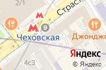 Схема проезда до компании Мосэкополимер в Москве