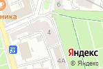 Схема проезда до компании Федерация пулевой и стендовой стрельбы г. Москвы в Москве