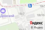 Схема проезда до компании Metalo Master в Москве