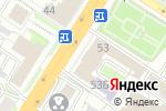 Схема проезда до компании Стеклопласт в Туле