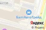 Схема проезда до компании Студия Анны Ключко в Москве