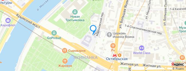 переулок Бабьегородский 2-й
