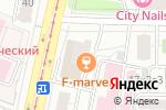 Схема проезда до компании АКБ ФОРА-БАНК в Москве