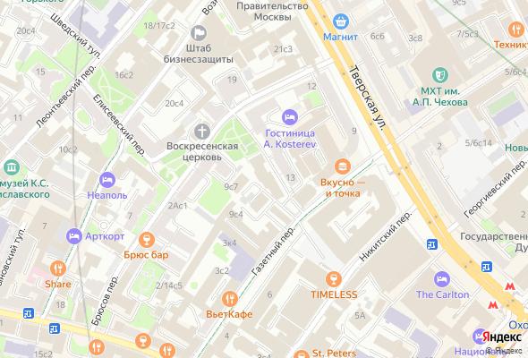 ЖК Дом в Газетном