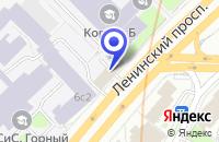 Схема проезда до компании АРХИТЕКТУРНАЯ МАСТЕРСКАЯ АРХИ-М в Москве